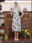 Miss Jones Skirts Up - 022