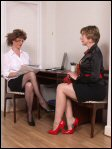 Miss Jones Skirts Up - 072