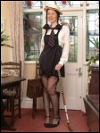 Miss Jones Skirts Up - 025